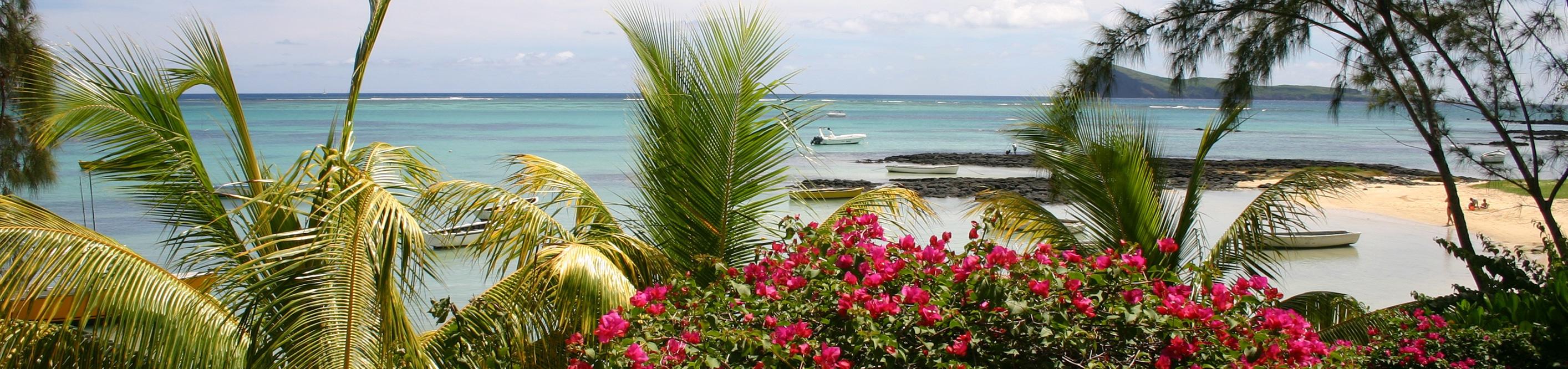 Морской круиз на Маврикии