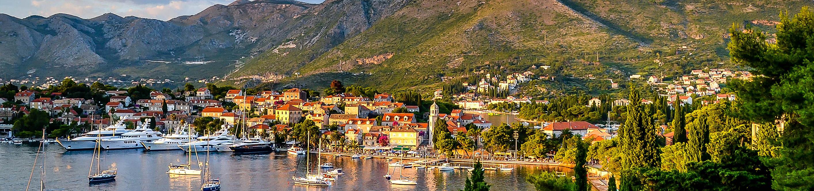 Морской круиз в Черногории