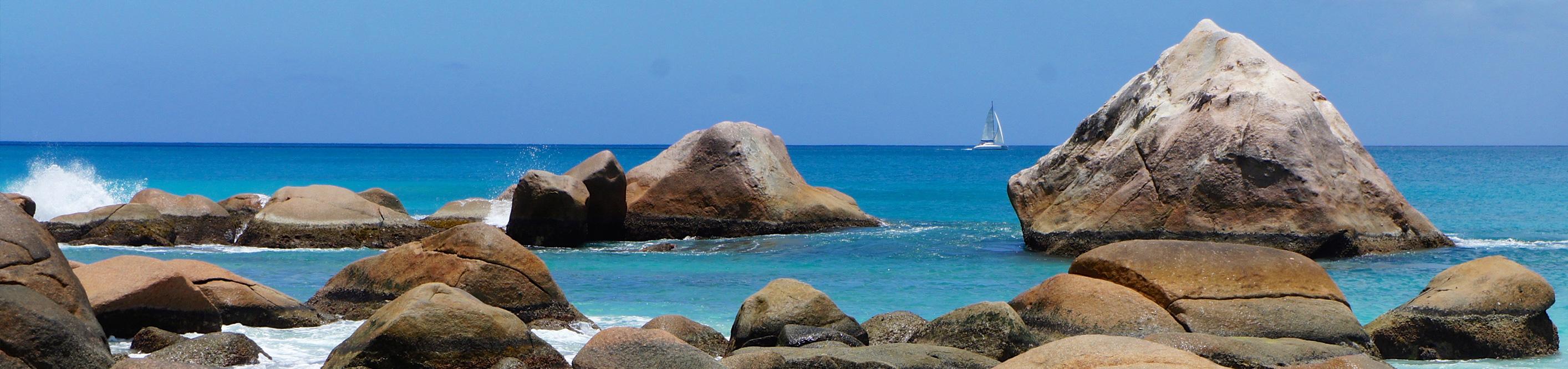 Морской круиз по Сейшелам