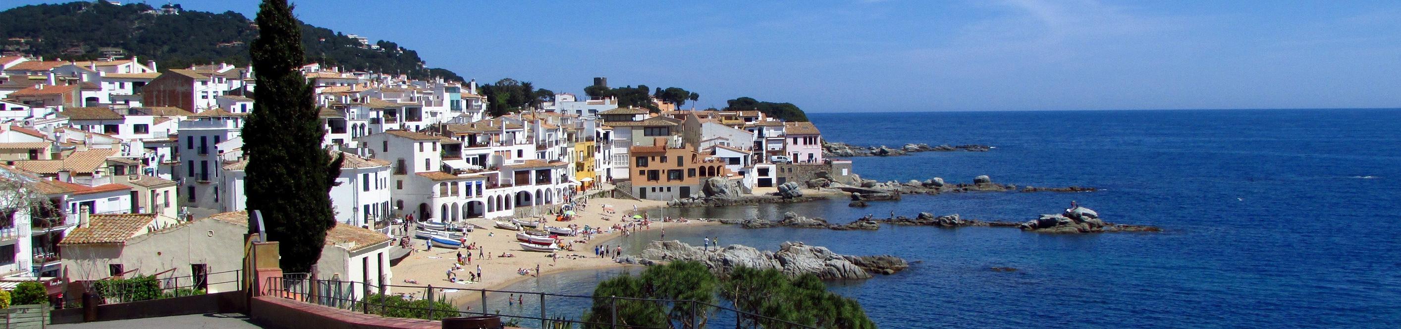 Морской круиз в Испании
