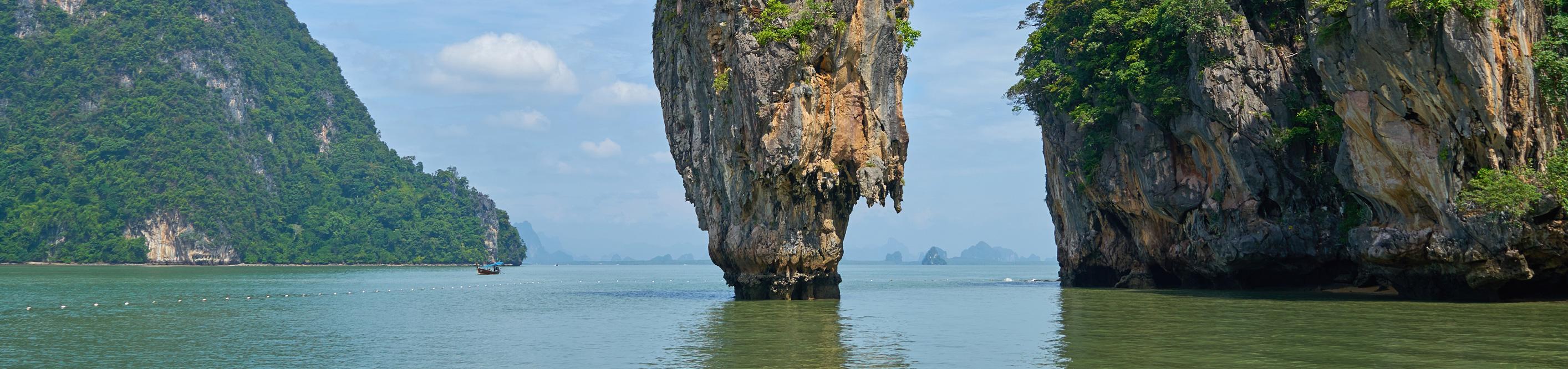 Морской круиз в Таиланде