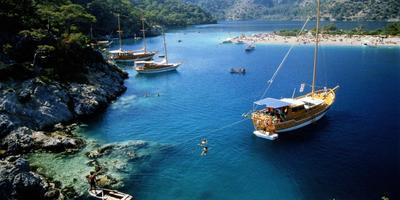 Аренда яхт в Турции – что новенького?