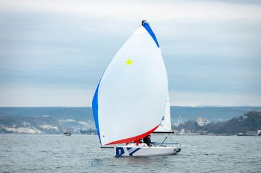 Спинакер - Тренировка на яхте spi1.jpg