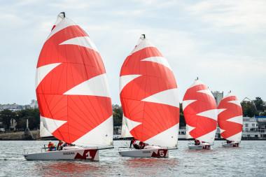Спинакер - Тренировка на яхте spi3.jpg